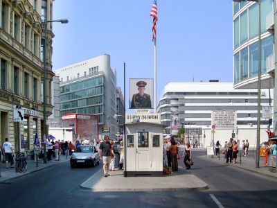 Checkpoint Charlie