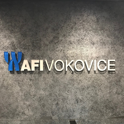 AFI Vokovice has opened to its tenants - 1